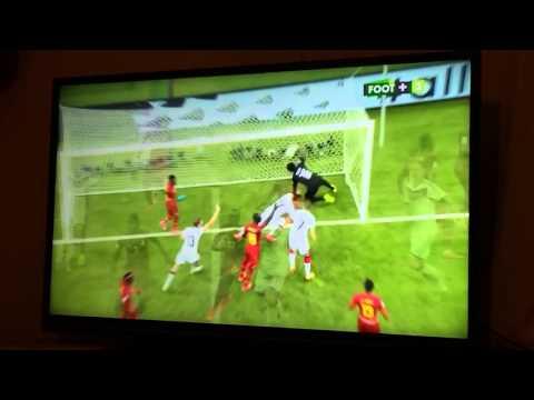 Germany 2 Ghana 2