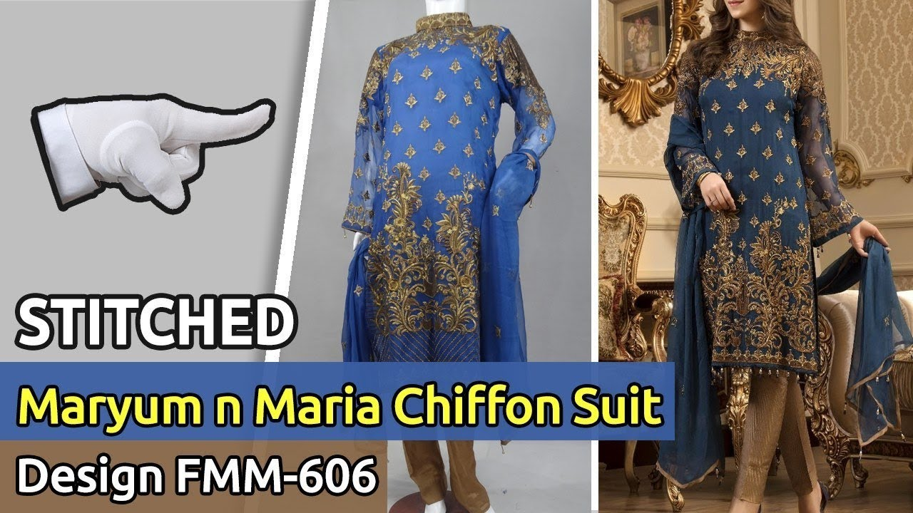 9ae13c7e4b Latest Videos of Dresses | Unboxing and Stitching of Dresses