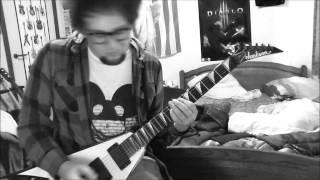 kraantje pappie hoop nu guitar cover