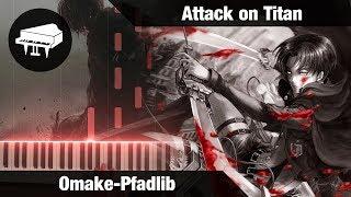 Attack on Titan - Omake-Pfadlib - Piano Cover