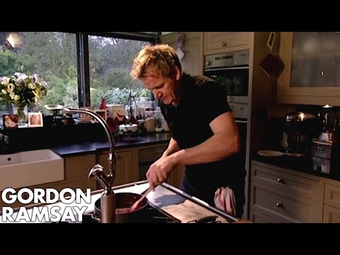 Cranberry Sauce - Gordon Ramsay's Ultimate Christmas