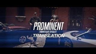 Bonez MC & Raf Camora Prominent Translation