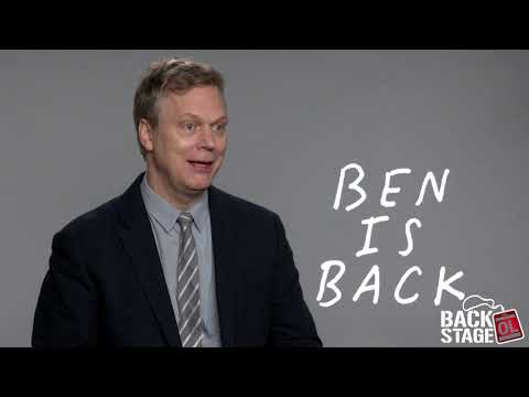 BEN IS BACK: Director Peter Hedges Was Inspired By His Own Life