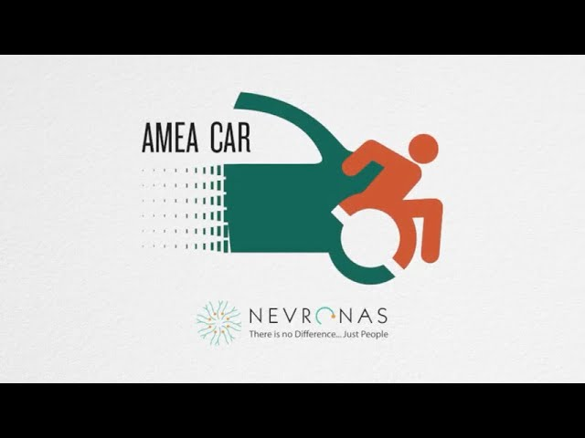 ΑμεΑ Car | Πώς Οδηγούν τα Άτομα με Αναπηρία;