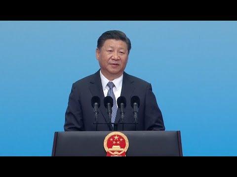 President Xi on China