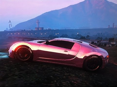 How To Custom Color Chrome Mod Any Car Gta V Xbox And Playstation