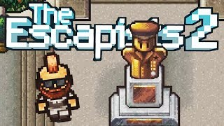 North Korean Prison! - Exploring the Glorious Leader's Gulag! - The Escapists 2 Gameplay