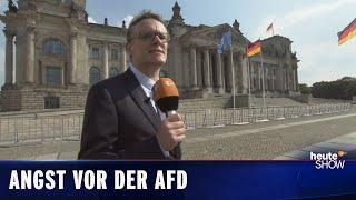 Kommt die AfD in den Bundestag? Panik und Angst bei den Abgeordneten