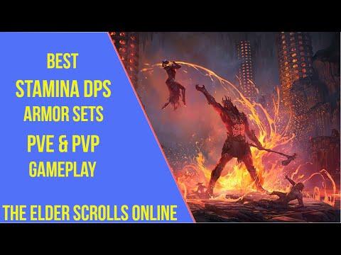 ESO Best Stamina DPS Sets Blackwood 2021 - The Elder Scrolls Online  
