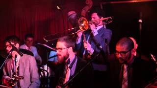 Mike Sailors and The Pocket-Sized Swing Orchestra - Happy Feet Blues - Comp. Wynton Marsalis