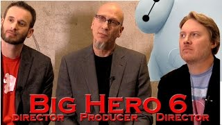 DP/30: BIg Hero 6 Team - Don Hall, Chris Williams, And Roy Conli