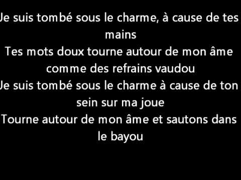 Christophe ma tomb sous le charme avec les paroles youtube - Sous le charme synonyme ...