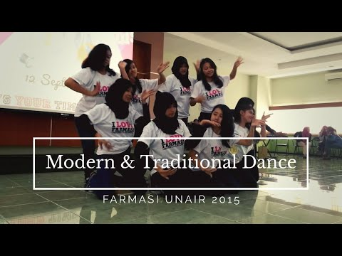 Modern and Traditional Dance by DECADRYL 2015