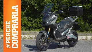 Honda X-ADV   Perché comprarla... E perché no