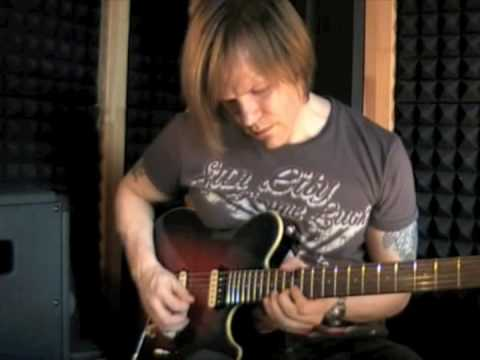 """""""Murphy's Law"""" solos - Milan Polak (feat. extreme string skipping, sweeping & picking)"""