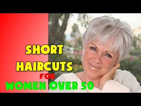 30 Best Short Haircuts For Women Over 50 Youtube