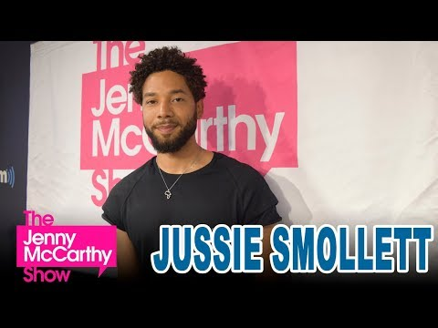 Jussie Smollett on The Jenny McCarthy Show