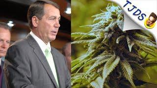 Republicans Now More Progressive On Marijuana Than Democrats