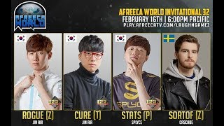 FINALS - ZvP - Rogue vs Stats - Afreeca World Invitational #32