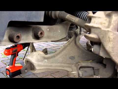 Lower Control Arm Wishbone Replacement Volvo V70 S60 S80