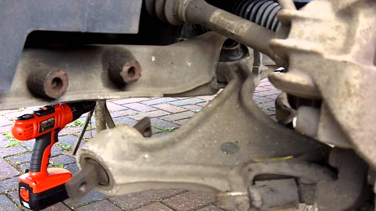 Lower Control Arm Wishbone Replacement Volvo V70 S60 S80  YouTube