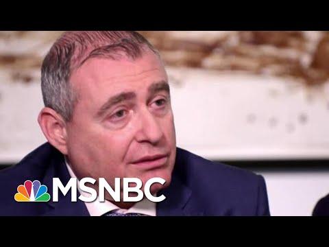 Lev Parnas Presented To Ukrainians As Speaking On Trump's Behalf   Rachel Maddow   MSNBC