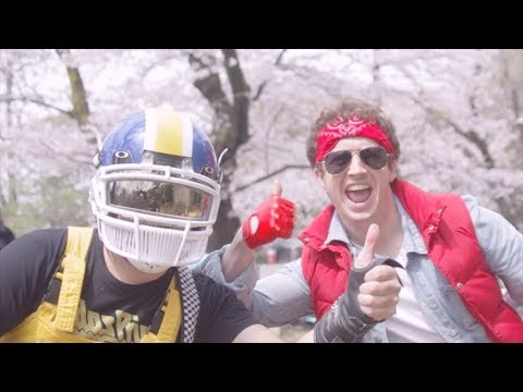 ザ・リーサルウェポンズ『クールジャパン』THE LETHAL WEAPONS - COOL JAPAN [EngSub]