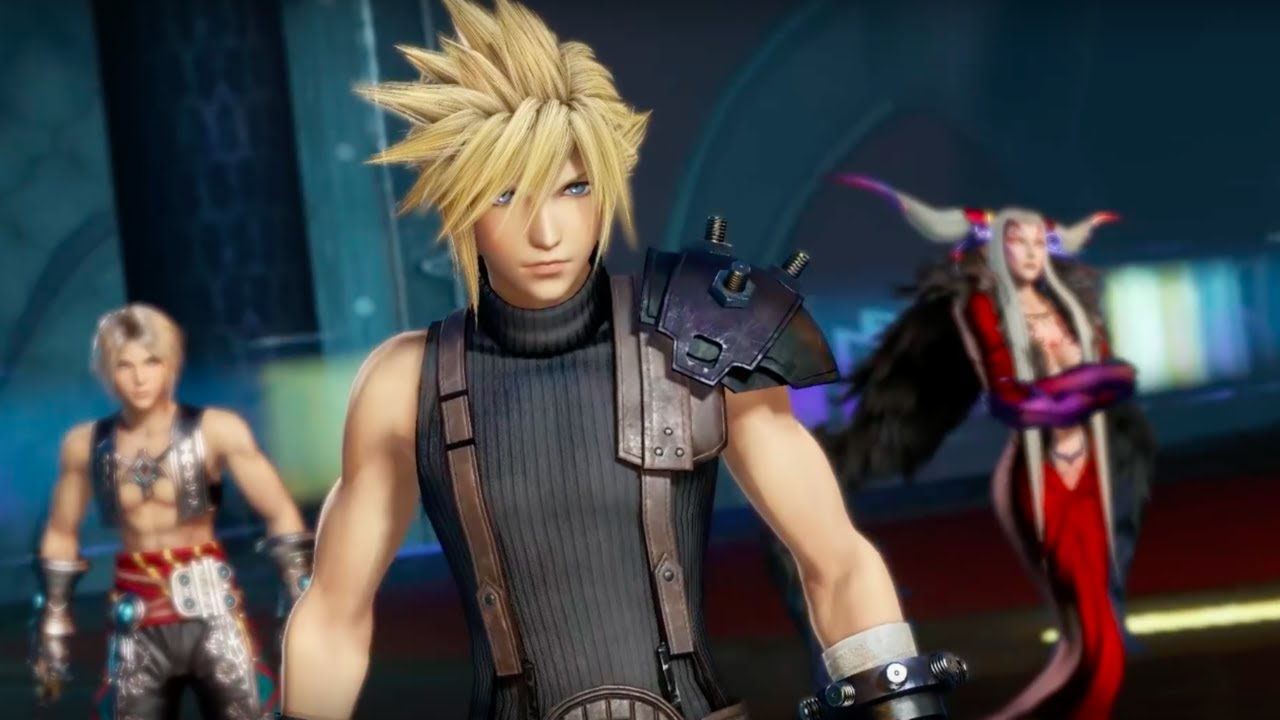 Dissidia Final Fantasy NT – Character Roster Trailer