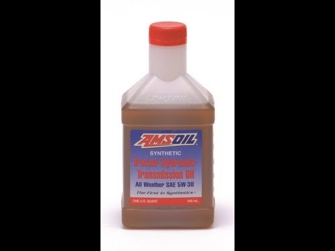 AMSOIL ATH Synthetic Tractor Hydraulic - Transmission Oil 5W-30