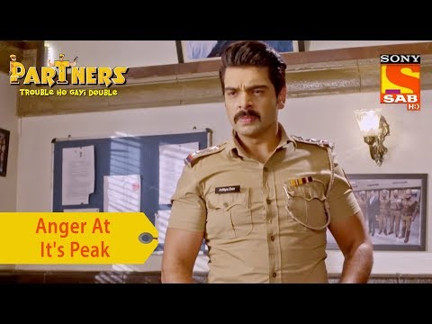 Your Favorite Character | Aditya's Anger At Its Height | Partners Trouble Ho Gayi Double
