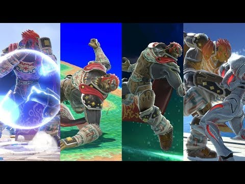 Winning Without Blocking, Rolling, Dodging or Grabbing In Super Smash Bros. Ultimate