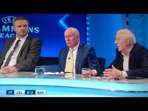 Eamon Dunphy I spoke to Dermot Desmond about bringing Celtic to Premiership