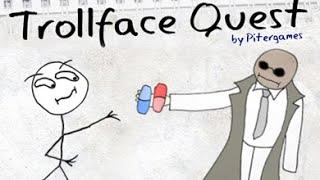 Trollface Quest - Мне кажется, что меня обманывают :D