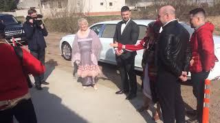 жених 🤵 приехал за невестой 👰 на Mercedes S500 Pullman