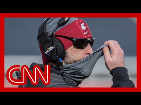Washington State head football coach ousted after refusing Covid-19 vaccine