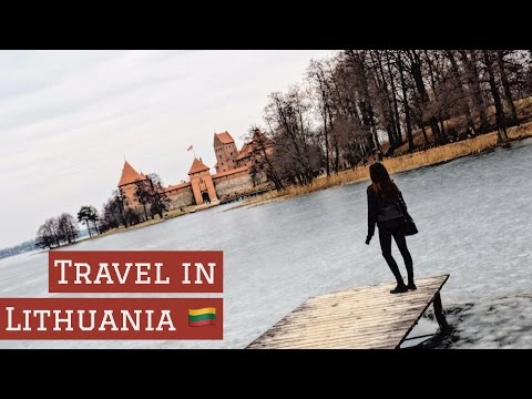 Walk your chapters: travel vlog in Lithuania (1)