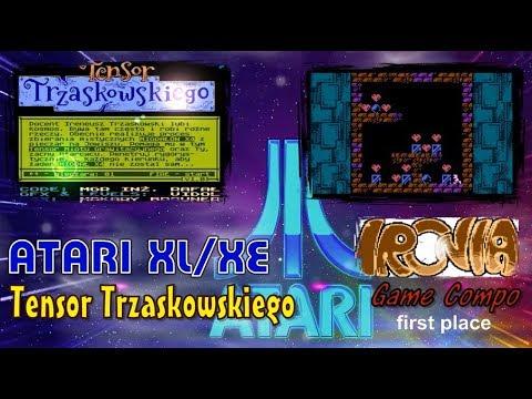 Atari XL/XE -=Tensor Trzaskowskiego=-