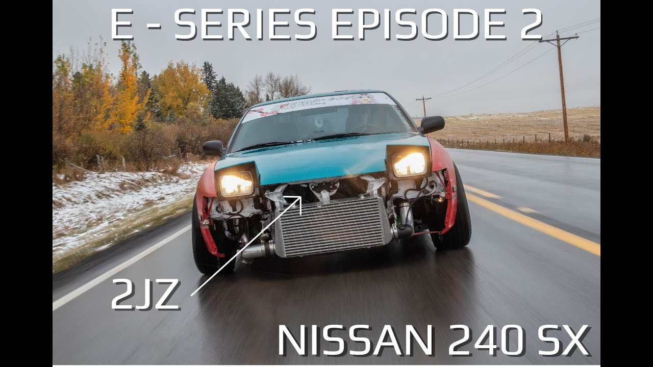 E-Series // James Leew - Nissan 240SX