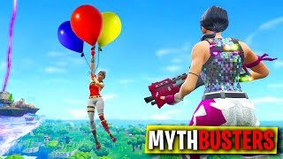 FORTNITE MYTHBUSTERS #19