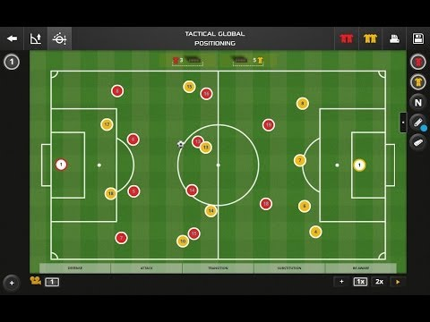HOW TO BEAT 4-3-3 (TIKI TAKA) WITH A 3-5-2; TACTICS AND STRATEGIES TO WIN AT FOOTBALL