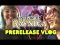 Guilds of Ravnica Prerelease VLOG! | Magic the Gathering's Newest Set First Impressions