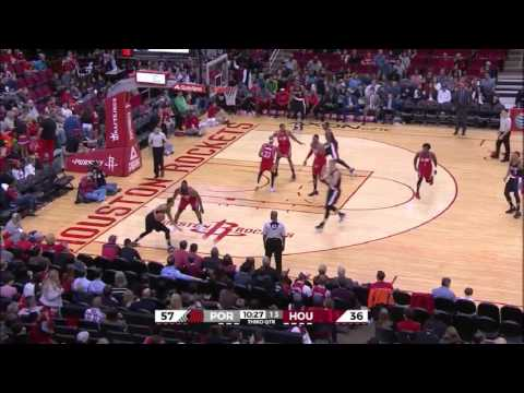 CJ McCollum bamboozles James Harden