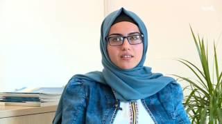 الفلسطينية فرح تبدأ مشوار تغيير واقعها التعليمي من الإمارات