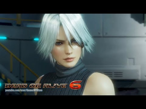DEAD OR ALIVE 6 | TRAILER Christie Ready Fighters • PS4, Xbox One and PC!