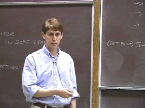 Control Systems and Laser Frequency Stabilization (1/2) by Erik Black - GW Course: astro-gr.org