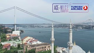 Ace of MICE 2018 in Istanbul with EVINTRA by Turkish Airlines