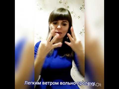 """Антиреспект """"ТИШИНЫ ХОЧУ"""". Жестовая песня"""