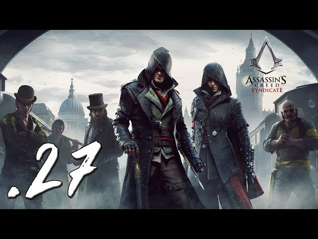 Assassin's Creed Syndicate cap: 27, Competencia amistosa
