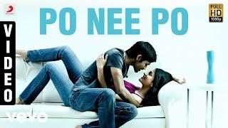 3 - Po Nee Po Video | Dhanush, Shruti | Anirudh thumbnail