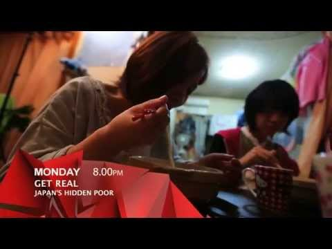 Japan's Hidden Poor | Get Real | Channel NewsAsia